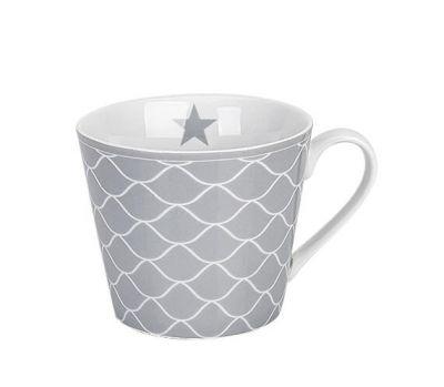 Krasilnikoff - Happy Cup Mermaid grau