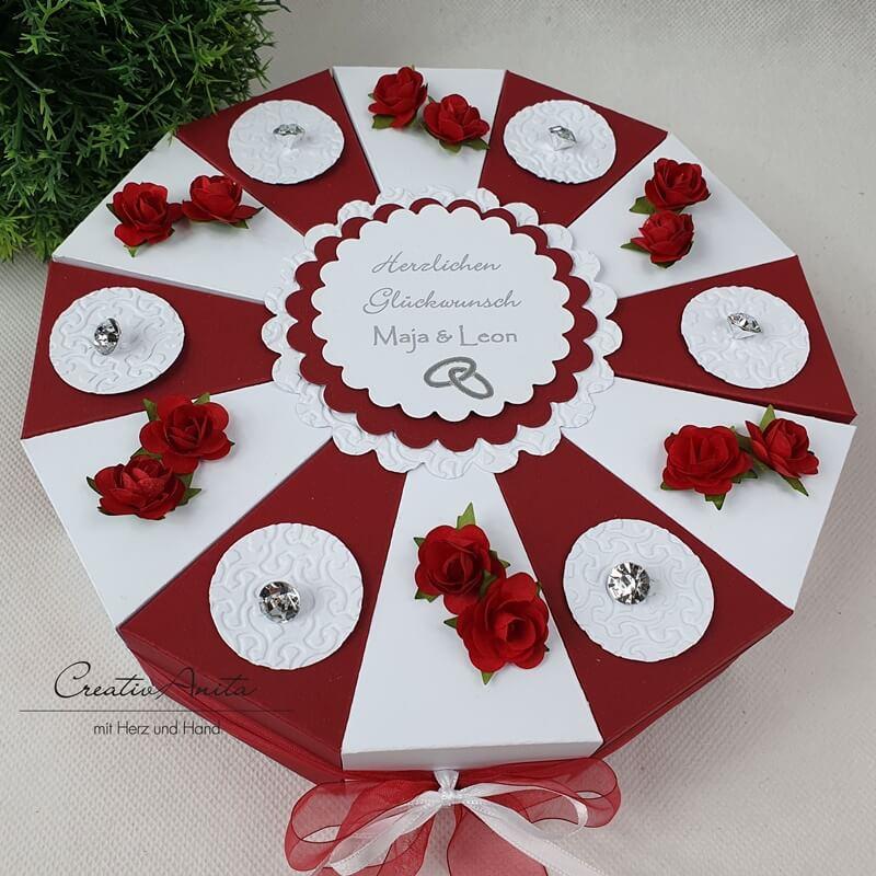 Diamantene hochzeit für torte Diamantene Hochzeit