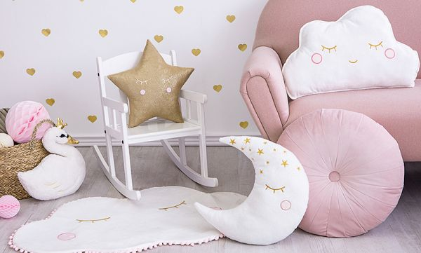 Kissen Little Star - Gold