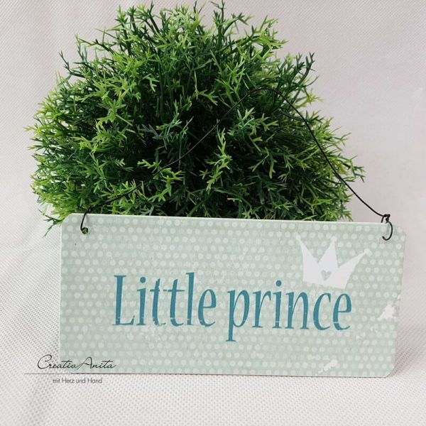 Ib Laursen - Little Prince - Schild